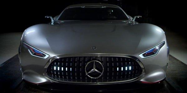 Mercedes Vision Gran Turismo : déjà réel