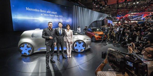 Concept Mercedes-Benz Vision Tokyo