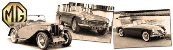 Morris Garages ? Non: Modern Gentleman!