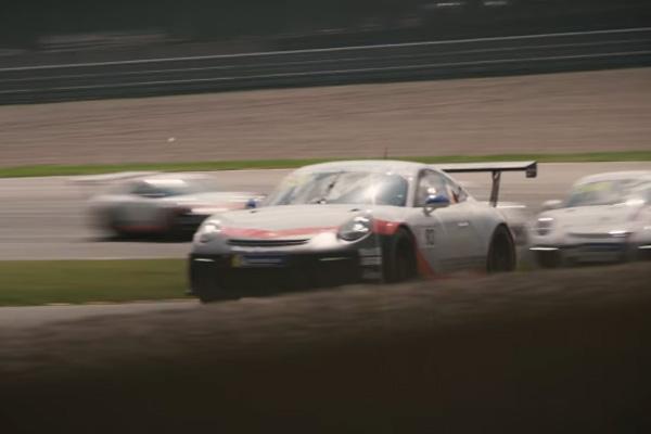 Michael Fassbender en route pour Le Mans