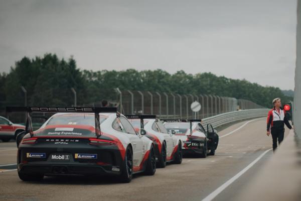 Michael Fassbender - Road to Le Mans : 3ème épisode