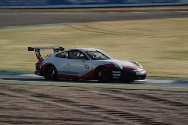Michael Fassbender - Road to Le Mans : 6ème épisode