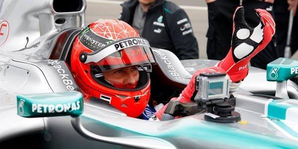 Michael Schumacher : une semaine déjà