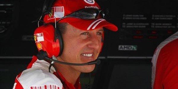 Michael Schumacher sort du coma