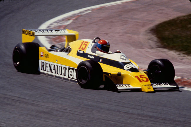 Michel Vaillant s'invite à l'Atelier Renault