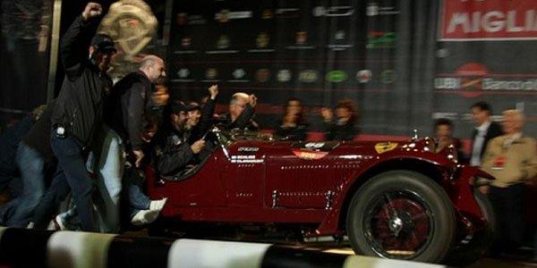 Retour sur les Mille Miglia 2012