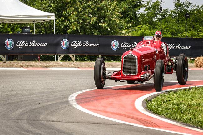 Alfa Romeo signe un triplé aux Mille Miglia 2018