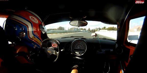 Une Mini JCW en 7'44 sur le Nürburgring
