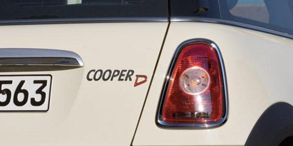 Une Mini Cooper SD à Genève ?