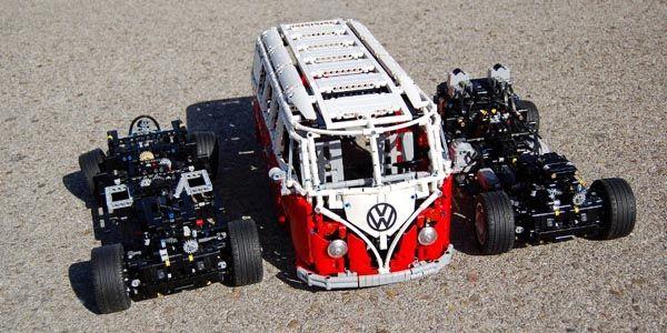 Combi VW Lego par Sheepo