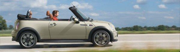 Mini Cabrio Sidewalk, la frimeuse