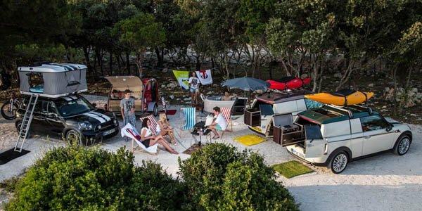 Mini Camper Concepts : parés pour l'été