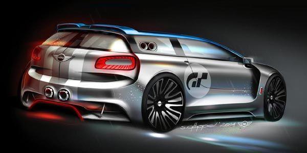 Mini Clubman Vision GT Concept
