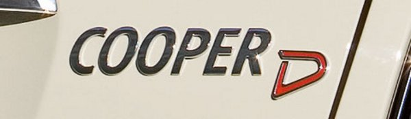 La Mini Cooper se convertit au gazole