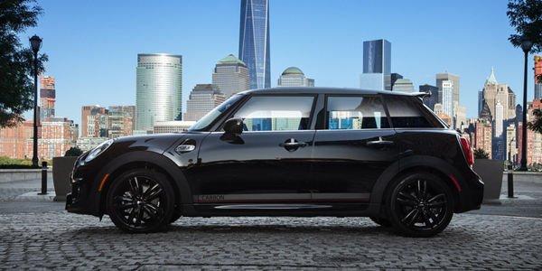 Une Mini Cooper S Carbon Edition pour les USA