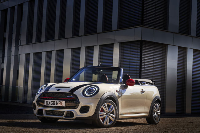 MINI John Cooper Works 2019 Hatchback et Cabriolet