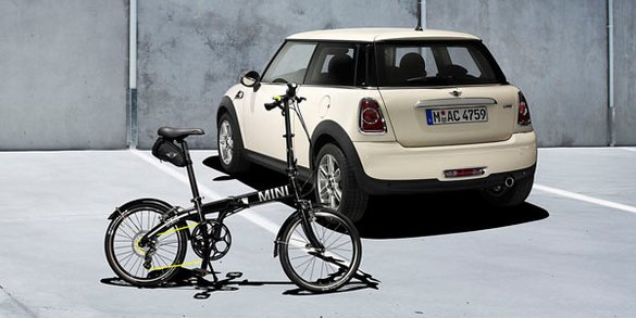 Mini lance un vélo