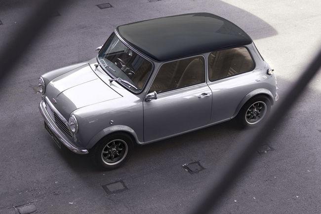David Brown Automotive dévoile sa Mini Remastered