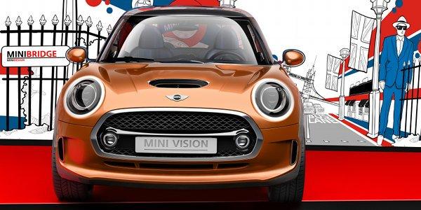 Mini Vision : la future Mini en filigrane