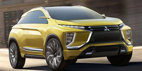 Mitsubishi va électriser Tokyo avec son eX Concept
