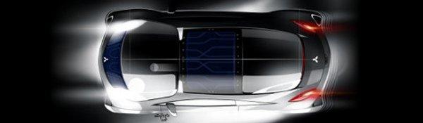 Mitsubishi : concept électrique à Genève