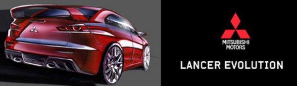 Lancer Evo X : un concept-car à Detroit
