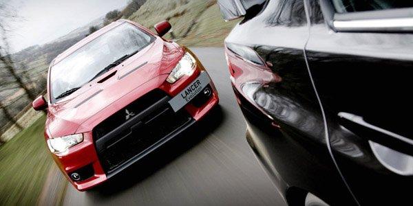 Future Mitsubishi Lancer Evo : hybride ?