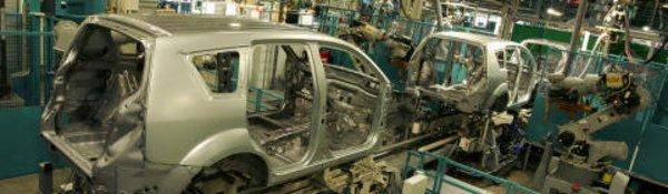 Mitsubishi Outlander : produit en Europe