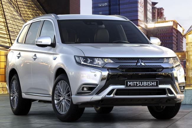 Un SUV compact électrique en approche chez Mitsubishi