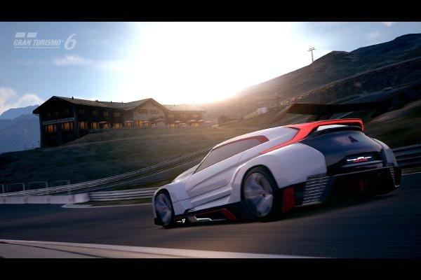 concept mitsubishi xr phev vision gran turismo actualit automobile motorlegend. Black Bedroom Furniture Sets. Home Design Ideas