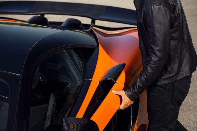 Belstaff crée une collection capsule pour McLaren