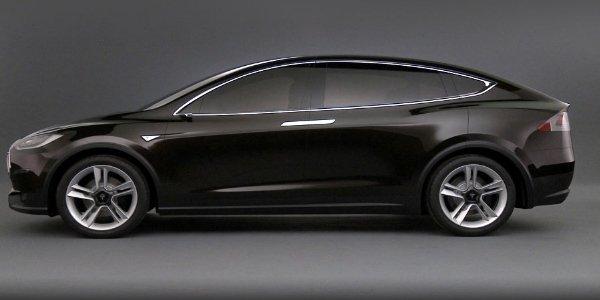 Tesla Model X : déjà 6 000 réservations