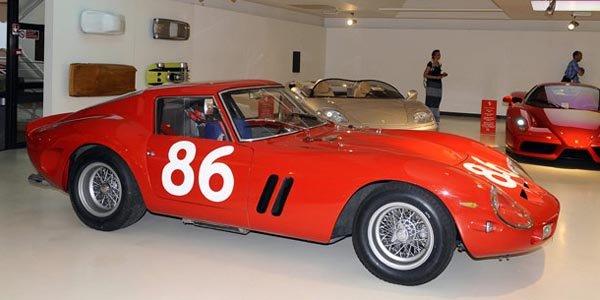 Un mois record pour le musée Ferrari