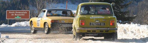 12e Rallye Monte Carlo Historique