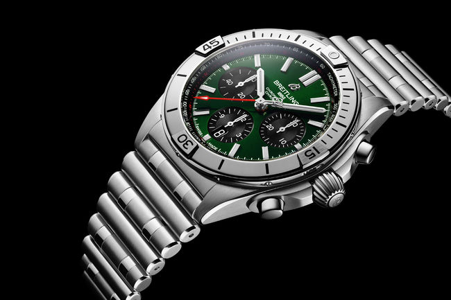 Montre : Chronomat B01 42 Bentley par Breitling