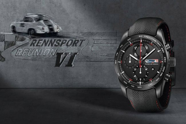 Chronographe Porsche Rennsport Reunion VI