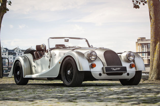 Morgan : une gamme 110th Anniversary en approche