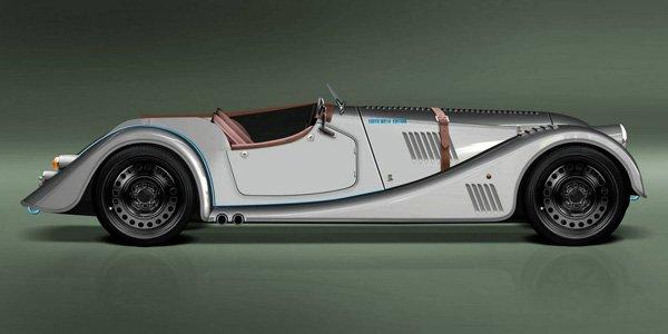 La Morgan Plus 8 se passe de pare-brise avec la Speedster