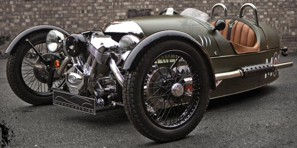 Morgan Threewheeler, un succès certain
