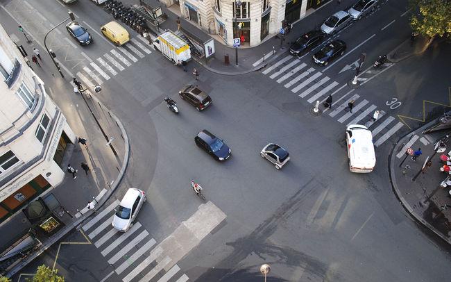 La mortalité en hausse sur les routes françaises en mars