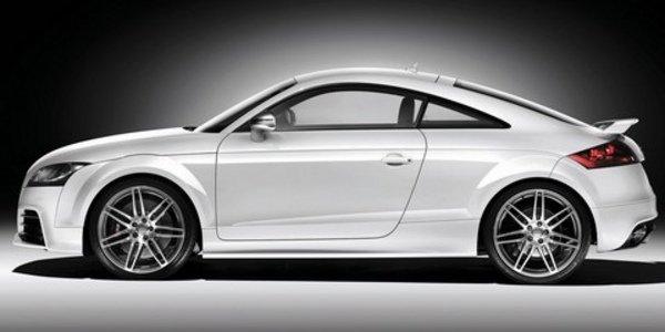 Le moteur de l'Audi TT RS récompensé