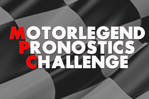 Motorlegend Pronostics Challenge 2019