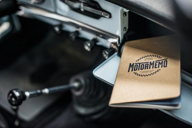 MotorMemo : le carnet de bord de votre ancienne