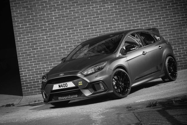 Mountune booste les performances de la Focus RS