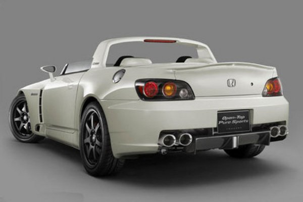 mugen rhabille la honda s2000 actualit automobile motorlegend. Black Bedroom Furniture Sets. Home Design Ideas