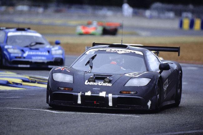 Gordon Murray de retour au Mans avec la nouvelle T.50 ?