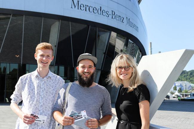 Mercedes-Benz Museum : déjà 10 millions de visiteurs