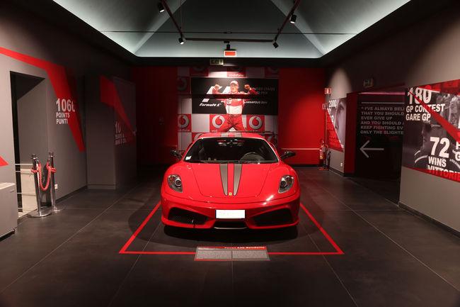 Fréquentation en hausse pour les musées Ferrari en 2018