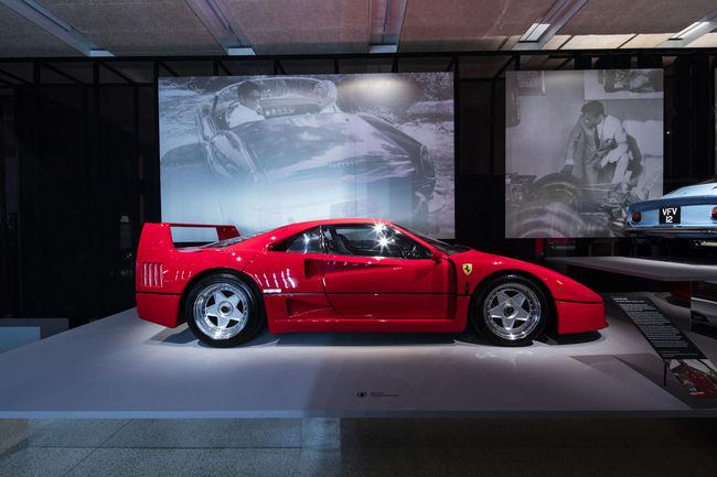 Record de fréquentation pour les musées Ferrari