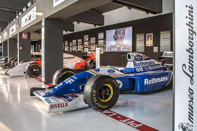Affluence record au musée Lamborghini